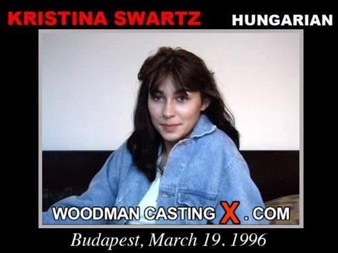 Kristina Swartz - `Kristina Swartz casting` - by Pierre Woodman for WOODMANCASTINGX