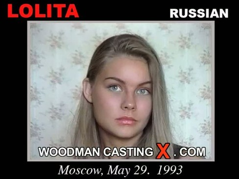 Loylita - `Loylita casting` - by Pierre Woodman for WOODMANCASTINGX