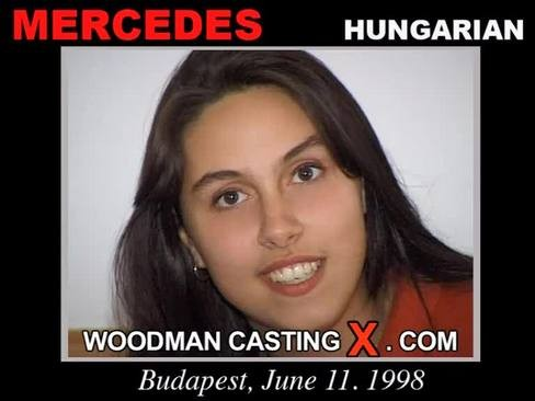 Mercedes - `Mercedes / Eva Black casting` - by Pierre Woodman for WOODMANCASTINGX
