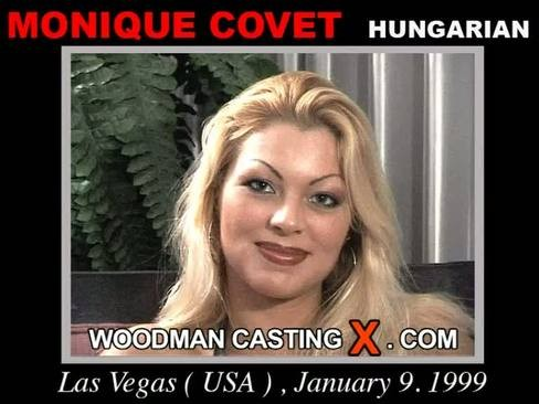 Monique Covet - `418` - by Pierre Woodman for WOODMANCASTINGX