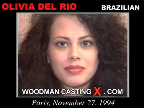 Olivia Del Rio - `Olivia Del Rio casting` - by Pierre Woodman for WOODMANCASTINGX
