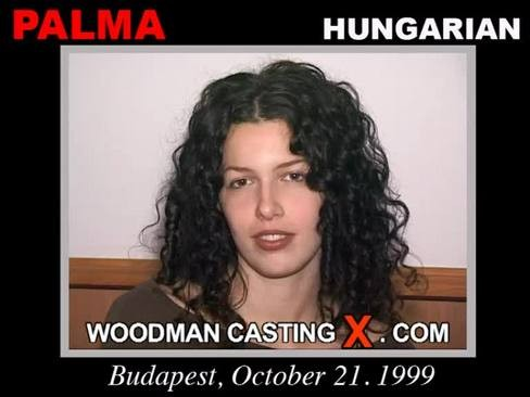 Palma - `Palma casting` - by Pierre Woodman for WOODMANCASTINGX