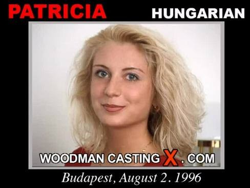 Patricia - `Patricia casting` - by Pierre Woodman for WOODMANCASTINGX