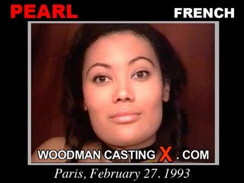 Pearl - `Pearl casting` - by Pierre Woodman for WOODMANCASTINGX
