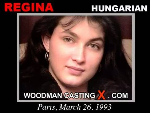 Regina - `Regina casting` - by Pierre Woodman for WOODMANCASTINGX