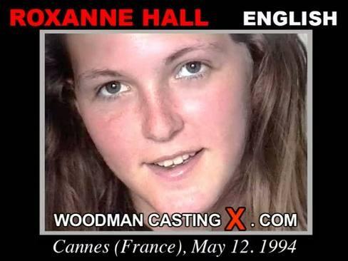 Roxanne Hall - `Roxanne Hall casting` - by Pierre Woodman for WOODMANCASTINGX