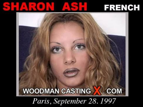 Sharon Ash - `Sharon Ash casting` - by Pierre Woodman for WOODMANCASTINGX