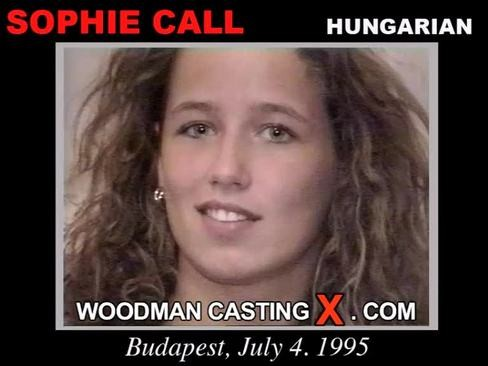 Sophie - `Sophie casting` - by Pierre Woodman for WOODMANCASTINGX