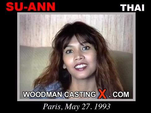 Su Ann - `Su Ann casting` - by Pierre Woodman for WOODMANCASTINGX