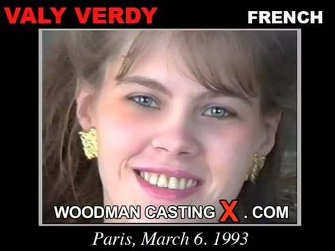 Vally Verdi - `Vally Verdi casting` - by Pierre Woodman for WOODMANCASTINGX