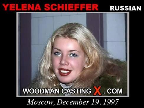 Yelena Shieffer - `Yelena Shieffer casting` - by Pierre Woodman for WOODMANCASTINGX