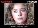 Audrey casting