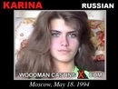 Karina casting