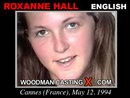 Roxanne Hall casting