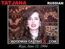 Tatjana casting