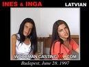 Inga And Ines - Inga and Ines casting