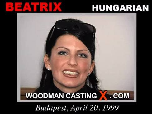 Beatrix - `Beatrix casting` - by Pierre Woodman for WOODMANCASTINGX