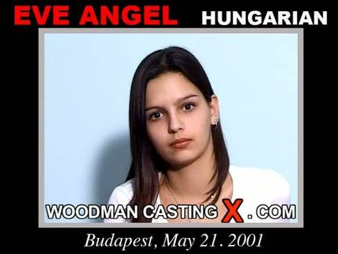 Eve Angel - `Eve Angel casting` - by Pierre Woodman for WOODMANCASTINGX