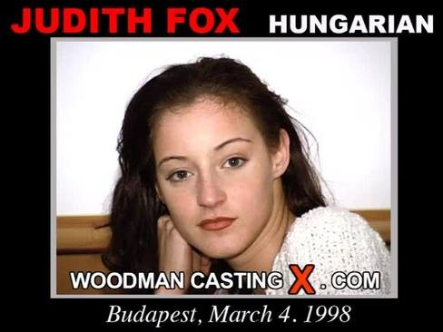Judith Fox - `Judith Fox casting` - by Pierre Woodman for WOODMANCASTINGX