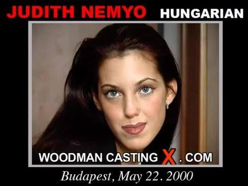 Judith Nemyo - `Judith Nemyo casting` - by Pierre Woodman for WOODMANCASTINGX