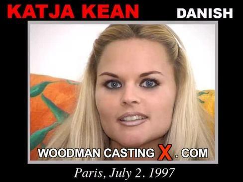 Katja Kean - `Katja Kean casting` - by Pierre Woodman for WOODMANCASTINGX