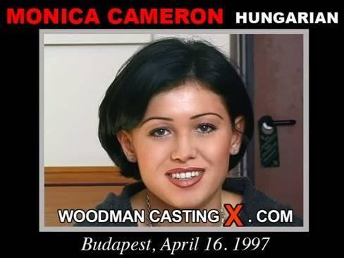 Monica Cameron - `Monica Cameron casting` - by Pierre Woodman for WOODMANCASTINGX