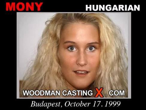 Mony - `Mony casting` - by Pierre Woodman for WOODMANCASTINGX