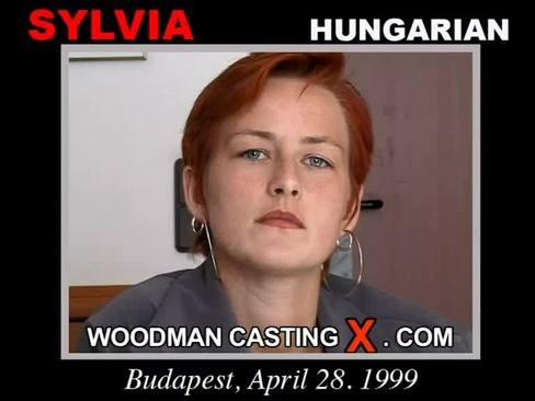 Sylvia Rampling - `Sylvia Rampling casting` - by Pierre Woodman for WOODMANCASTINGX