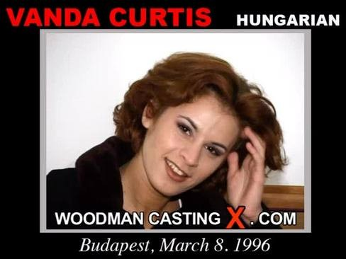 Vanda Curtis - `Vanda Curtis casting` - by Pierre Woodman for WOODMANCASTINGX