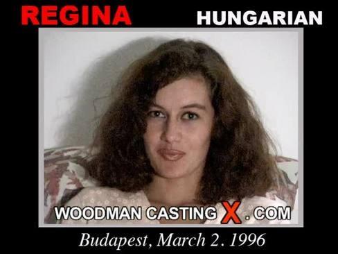 Regina Sipos - `Regina casting` - by Pierre Woodman for WOODMANCASTINGX
