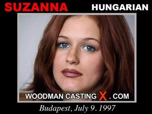 Suzanna Wienold - `Suzanna Wienold casting` - by Pierre Woodman for WOODMANCASTINGX
