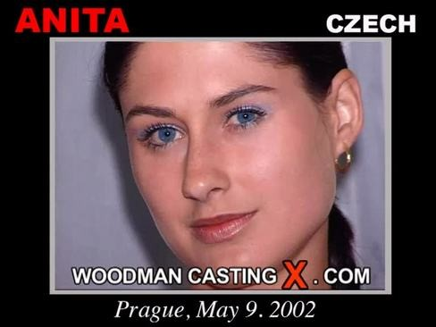 Anita - `Anita casting` - by Pierre Woodman for WOODMANCASTINGX