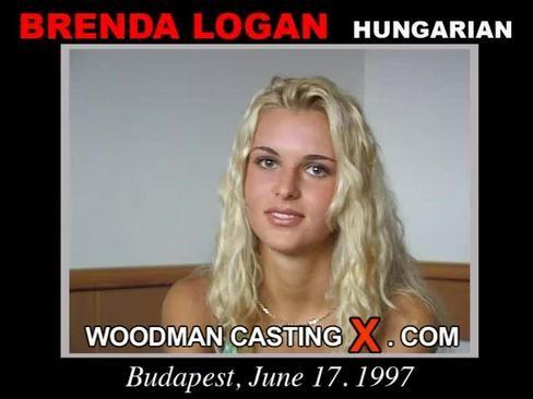 Brenda Logan - `Brenda Logan casting` - by Pierre Woodman for WOODMANCASTINGX