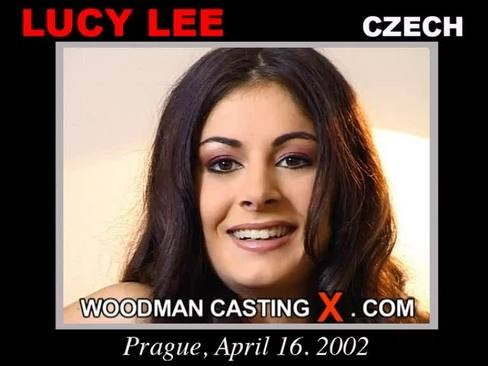 Lucy Lee - `Lucy Lee casting` - by Pierre Woodman for WOODMANCASTINGX