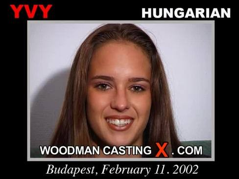 Yvy - added 2009-01-16 - `Yvy - added 2009-01-16 casting` - by Pierre Woodman for WOODMANCASTINGX