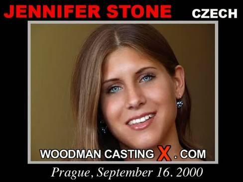 Jennifer Stone - `Jennifer Stone casting` - by Pierre Woodman for WOODMANCASTINGX