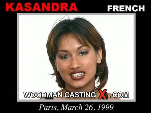 Kasandra - `Kasandra casting` - by Pierre Woodman for WOODMANCASTINGX