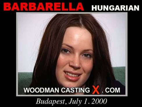 Barbarella - `Barbarella casting` - by Pierre Woodman for WOODMANCASTINGX