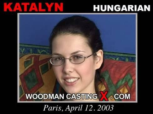 Katalyn - `Katalyn casting` - by Pierre Woodman for WOODMANCASTINGX