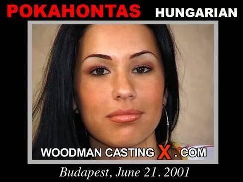 Pokahontas - `Pokahontas casting` - by Pierre Woodman for WOODMANCASTINGX