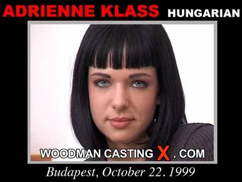 Adrienne Klass, Judith Fox - `Adrienne Klass casting` - by Pierre Woodman for WOODMANCASTINGX