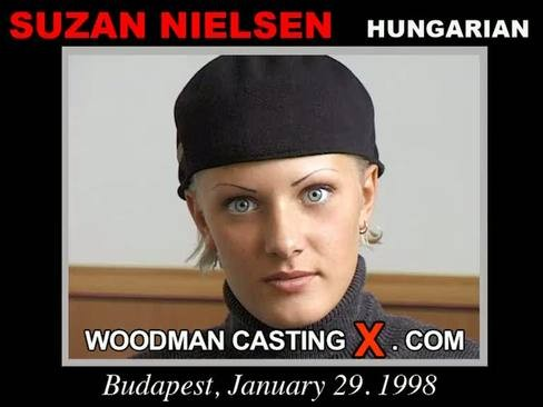 Suzan Nielsen - `Suzan Nielsen casting` - by Pierre Woodman for WOODMANCASTINGX