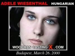 Adele Wiesenthal  from WOODMANCASTINGX