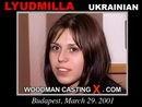 Lyudmilla casting