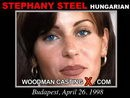 Stephany Steel casting