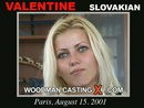 Valentina casting