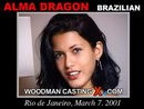 Alma Dragon casting