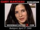 Gaby Marceau casting