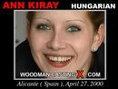 Ann Kiray casting