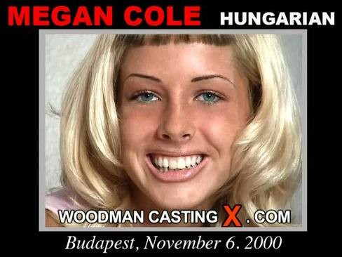 Megan Cole - `Megan Cole casting` - by Pierre Woodman for WOODMANCASTINGX